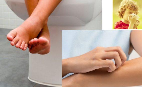 fosik allergia félelem szorongás neurokineziológia