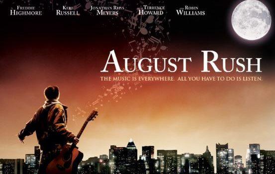 Film A Szeretet Szinfóniája August Rush